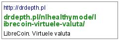 http://drdepth.pl/nlhealthymode/librecoin-virtuele-valuta/